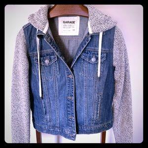 Garage jean jacket